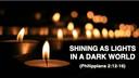 3.22.2020 - Josh Allen - A Christian Response: Shine As Lights