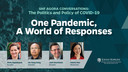 SNF Agora Conversations: One Pandemic, A World of Responses