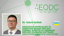 dr Valerii Goliak - Innovative Approaches to Computer Guided Implant Surgery