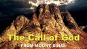 4/19/2020 - Josh Allen - The Call of God (Exodus 19)