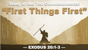 4/26/2020 - Josh Allen - First Things First
