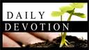 Daily Devotion (5-8-2020) - Philippians 3:10-11