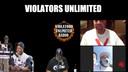Violators Unlimited Podcast/Radio 5-30-2020