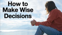 6/7/2020 - Josh Allen - How to Make Wise Decisions