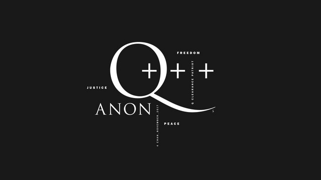 Q Anon For Beginners