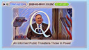 Qanon February 10, 2020 - An Informed Public