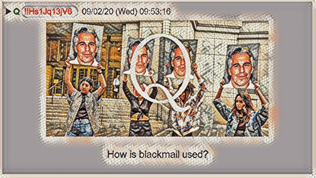 How is Blackmail Used?