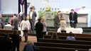 Mar 28  / Sunday - Off He Goes - Lutheran Weekend Worship