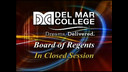 DMC Board of Regents-Part 2 (9/8/2015)