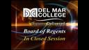 DMC Board of Regents Mtg Part 2 (12/15/2015)