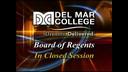 DMC Board of Regents Mtg Part 1 (8/9/2016)